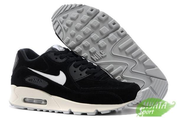 ea2ed3ca Фото Кроссовки Nike Мужские кроссовки NIKE AIR MAX 90 ESSENTIAL BLACK-WHITE