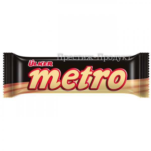 Шоколадный батончик METRO 30 грамм