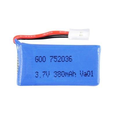 Аккумулятор 3.7V 380mAh