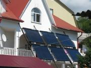 KOFULSO.Гофрированная труба из нержавеющей стали для подключения солнечных коллекторов.
