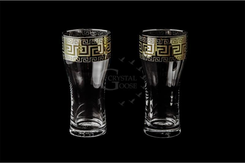 """Набор бокалов для пива """"Паб"""". Греческий"""