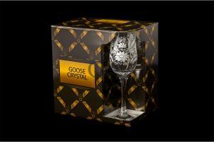 Фото Бокалы и фужеры, Декорированные, Шелкография Бокалы для вина
