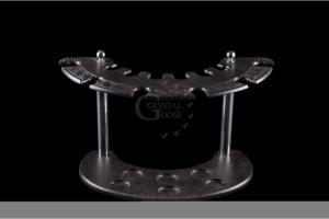 Фото  Барная стойка из 18 предметов: Бокал, рюмка, стопка. Медальон