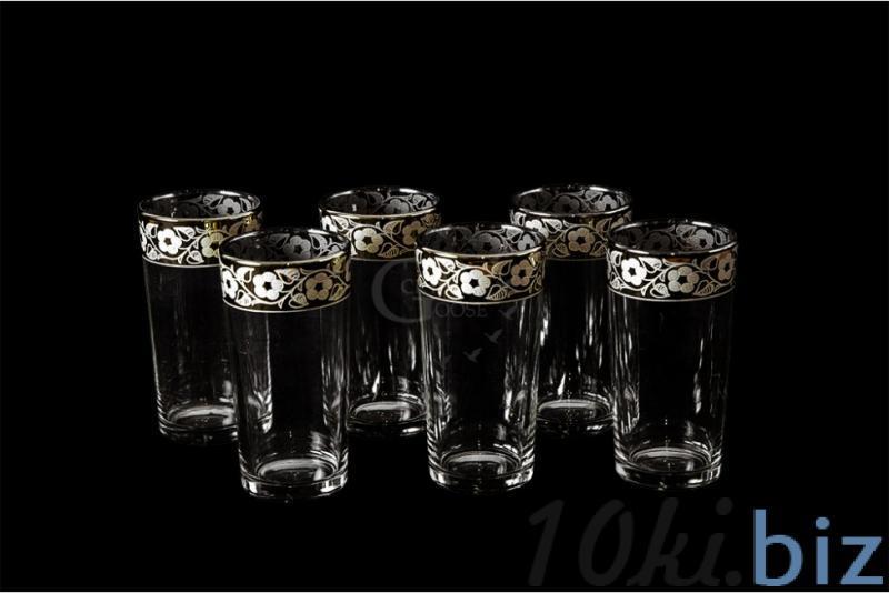 """Набор стаканов """"Ода"""". Азалия купить в Гусь-Хрустальном - Стаканы с ценами и фото"""