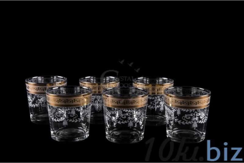 """Набор стаканов """"Ода"""". Барокко Стаканы купить на рынке в Гусь-Хрустальном"""
