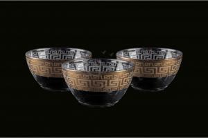 Фото Салатники Набор из трех маленьких салатников. Греческий
