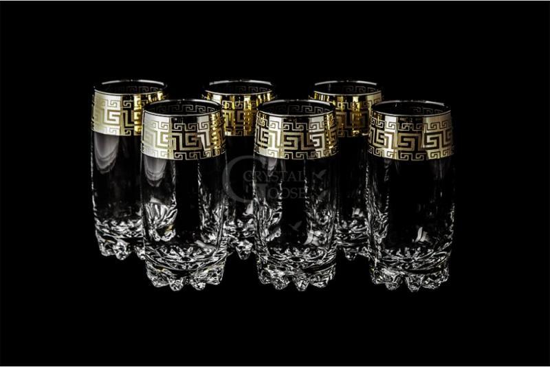 """Набор стаканов  """"Сильвана"""". Греческий"""