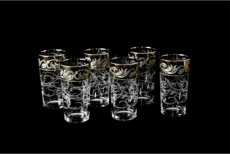 """Набор стаканов """"Ода"""". Вдохновение"""