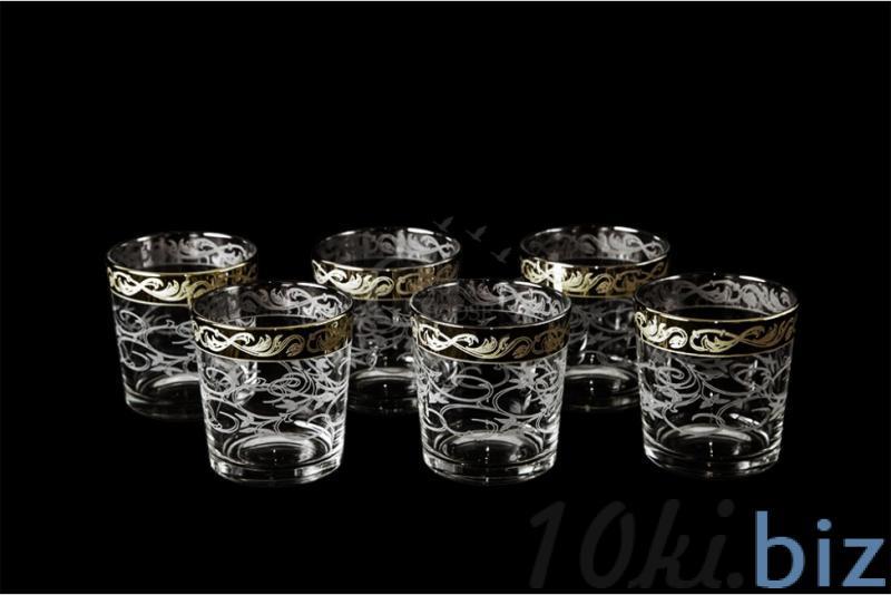 """Набор стаканов """"Ода"""". Вдохновение купить в Гусь-Хрустальном - Стаканы с ценами и фото"""