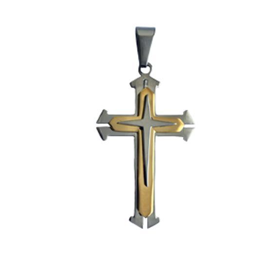 Крест Steel Rage