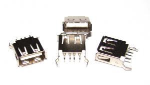 Фото Штекер , гнездо , Micro USB , USB , Mini USB  Гнездо USB монтажное