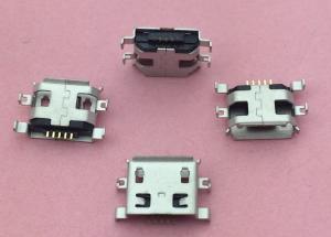 Фото Штекер , гнездо , Micro USB , USB , Mini USB  Гнездо micro USB 5pin (№26)