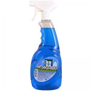 1.Средство для мытья стекол и зеркал Нитхинол-Люкс