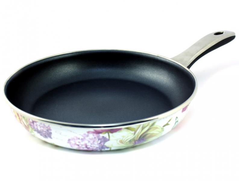 Сковорода Интерос с керамическим покрытием Французская весна 24 см