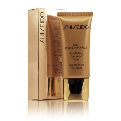 "Очищающий гель для умывания SHISEIDO ""Bio-Perfomance Exfoliating Treatment Gel"". 60ml"