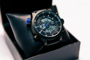 Фото Часы АРМЕЙСКИЕ ЧАСЫ AMST 3013, цвет синий