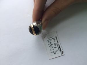 Фото Серебро со вставками золота, Кольца перстень 0511