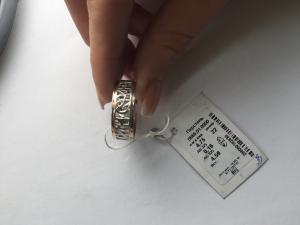 Фото Серебро со вставками золота, Кольца перстень Спаси и сохрани 0555
