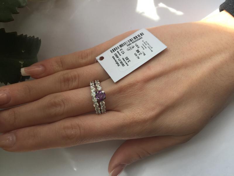 кольцо 0835