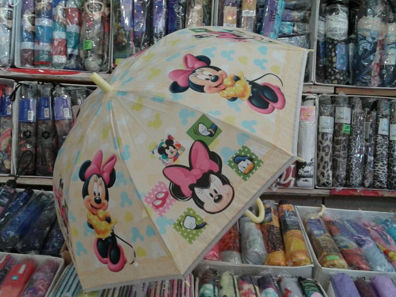 """Детский зонт : """" MIX""""( для мальчиков и девочек)"""