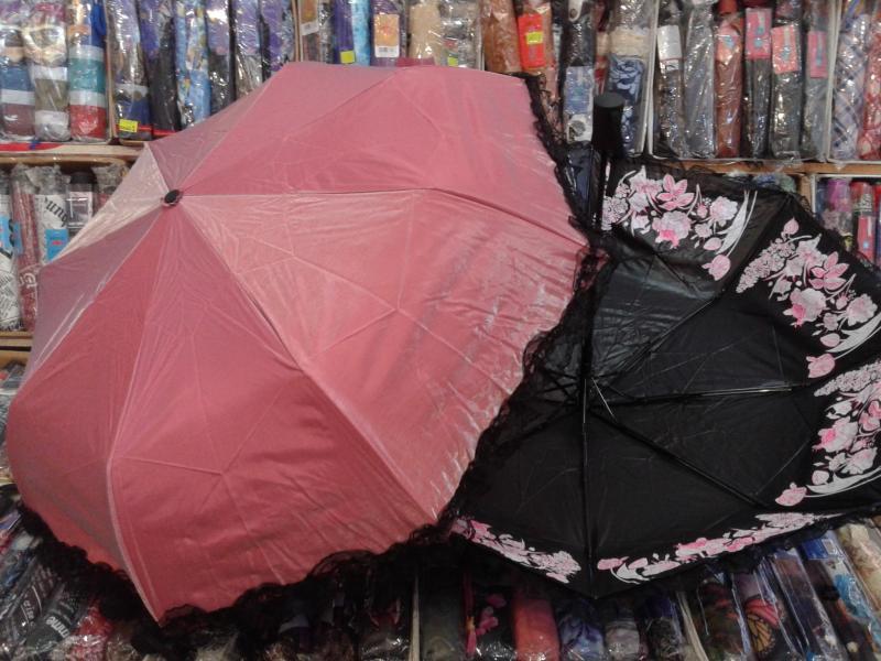 """Женский зонт:""""Хамелеон"""""""