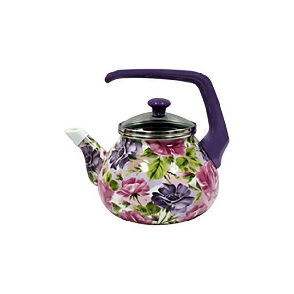 Чайник Интерос 2,2л Анжелика (бакелит. ручка)
