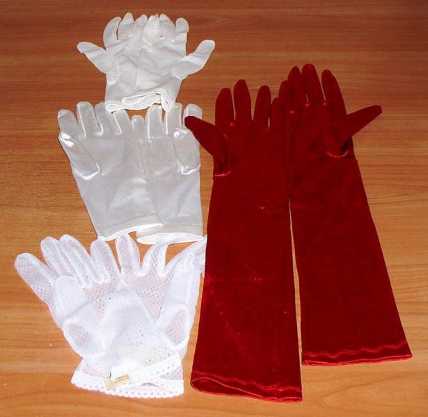 Перчатки женские лёгкие *5716