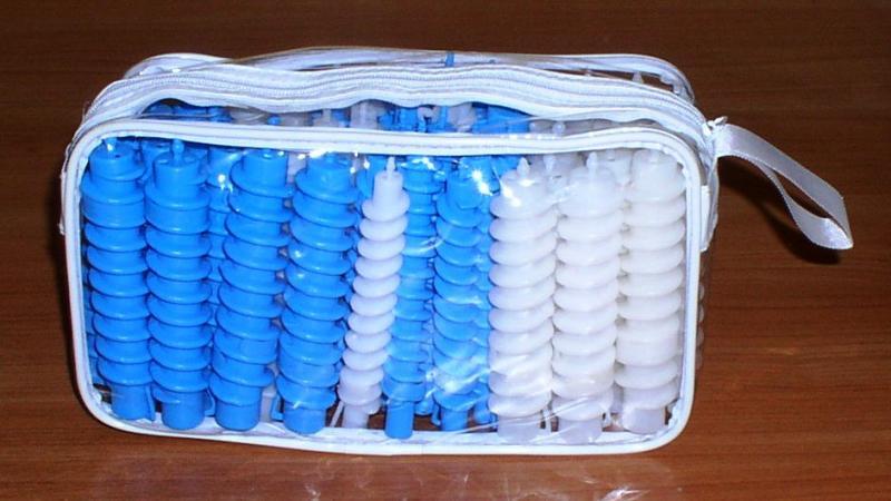 Набор бигуди для спиральной завивки *5783