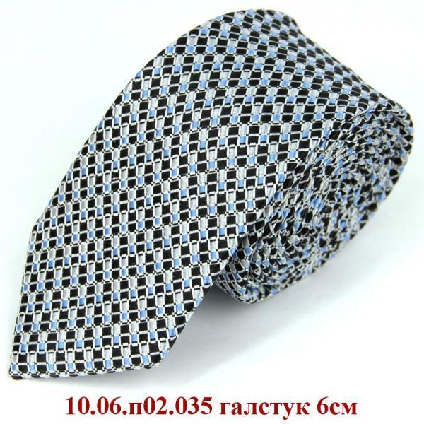10.06.п02.035 галстук 6см