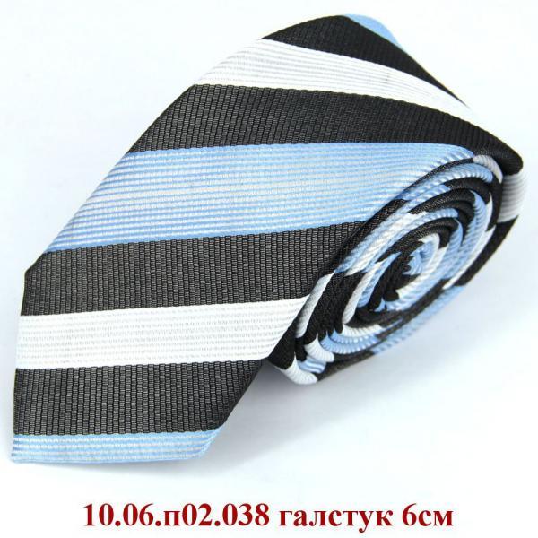 10.06.п02.038 галстук 6см