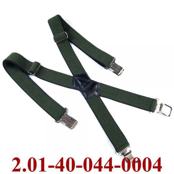2.01-40-044-0004 подтяжки взрослые зеленый