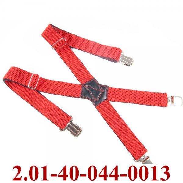 2.01-40-044-0013 подтяжки взрослые красный