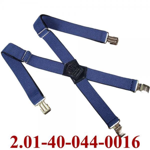2.01-40-044-0016 подтяжки взрослые т. синий