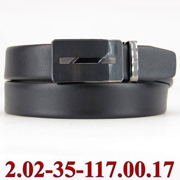 2.02-35-117.00.17 ремень автомат вип черный