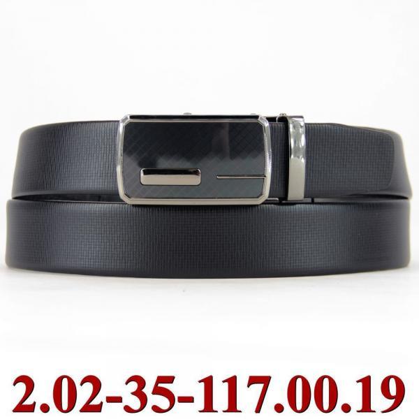 2.02-35-117.00.19 ремень автомат вип черный