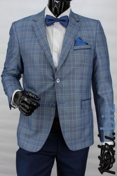359 пиджак М8.6 п прит молодежный Пиджаки мужские в России