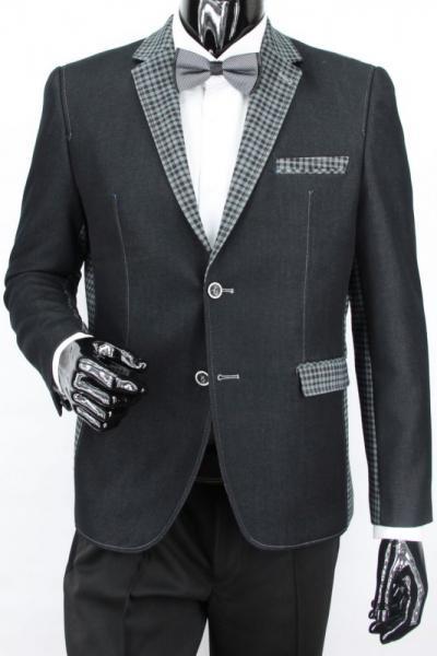 5175 пиджак Р8.6 п прит молодежный