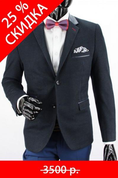 5187 пиджак М8.9 п приталеный