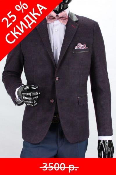 5188 пиджак М8.9 п приталеный