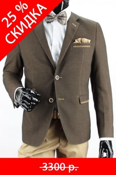 5191 пиджак Р8.9 п приталеный
