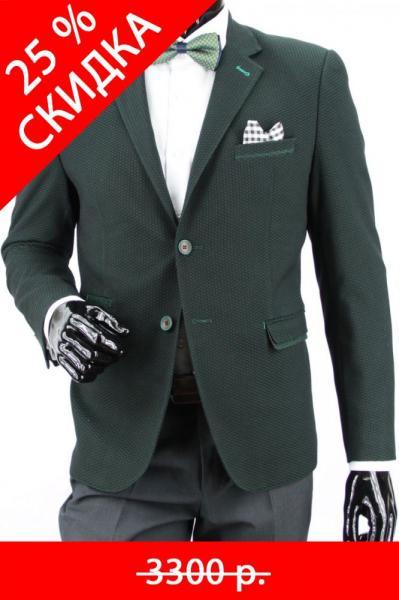 5192 пиджак Р8.9 п приталеный