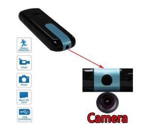 Фото Мини видеокамеры U8 Мини DVR Цифровая видеокамера фотоаппарат диктофон с детектором движения в виде флешки, HD видеорегистратор флешка USB