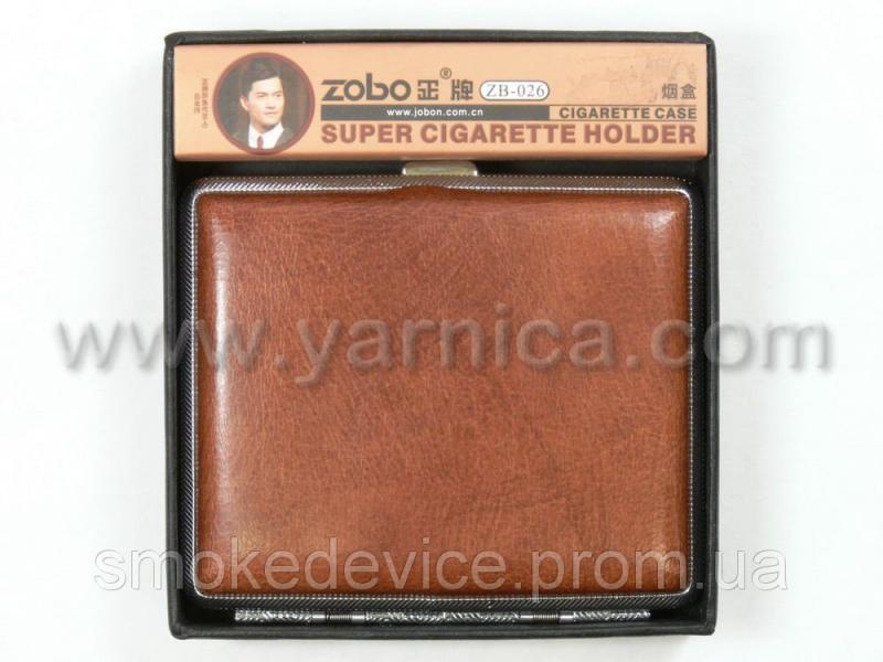 Портсигар с зажигалкой и авто-выбросом сигарет