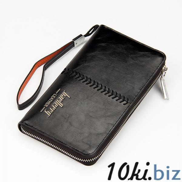 Портмоне Baellerry Leather, черный Кошельки и портмоне купить в ТЦ «Порт»