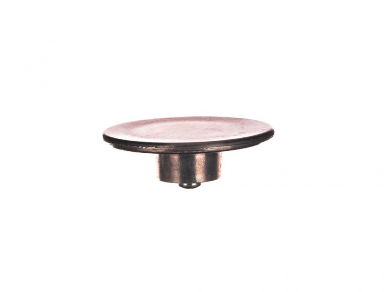 Ручка-кнопка для крышки алюминиевая