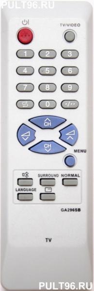 Пульт Sharp GA296S
