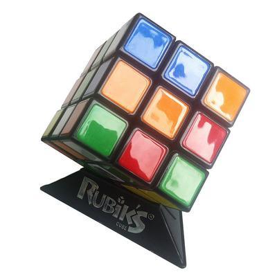 "Головоломка ""Кубик Рубика 3х3"",  мягкий механизм"