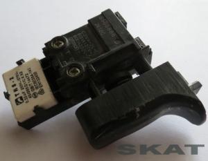 Фото Электроинструмент, Выключатели Кнопка перфоратора MAKITA HR2470