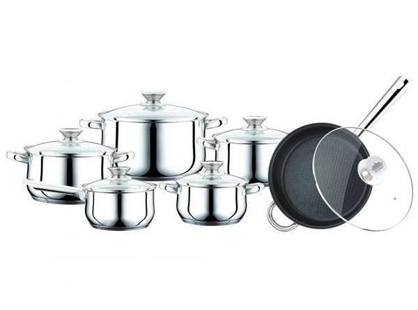 Набор посуды PETERHOF Torro 12 предметов PH-15799