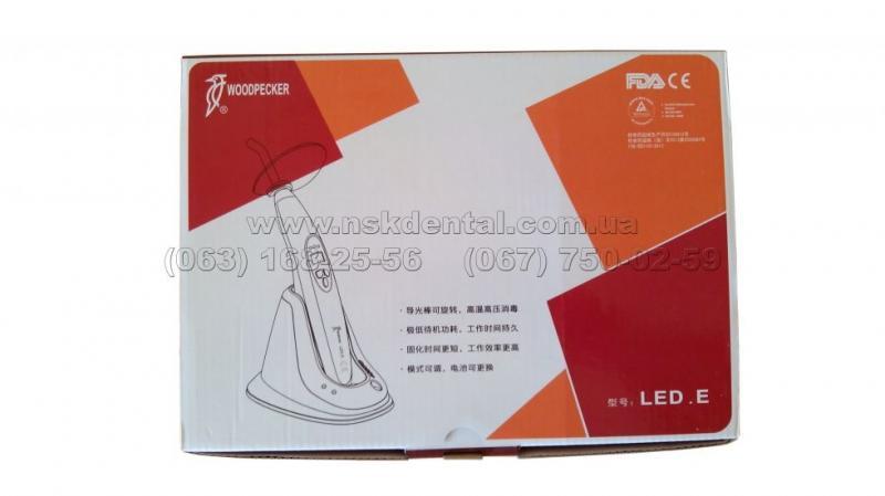 Woodpecker LED E фотополимерная лампа (оригинал)